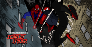 Ultimate Comics: Scarlet Spider #03 by spid3y916