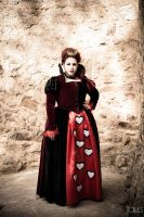 Queen of Hearts_V by LeChatNoirCreations