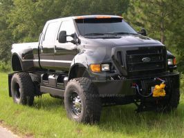 Grave Robber F650 by Supertruck