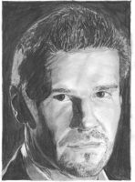 David Boreanaz-Booth by bclara88