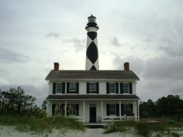 Cape Lookout and Quarters by Vicious-Pink