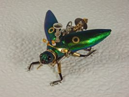 Steampunk-Clockpunk Bugs 33 by dkart71
