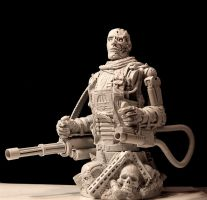 Terminator T-600 by LocascioDesigns