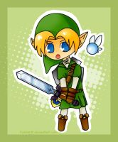 Chibi Link by firekarst