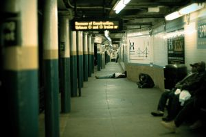 Adventures in the NYC Subway by carlosthomas