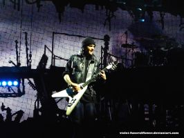 Humanoid tour 2010, Vienna V. by violet-funeralflower