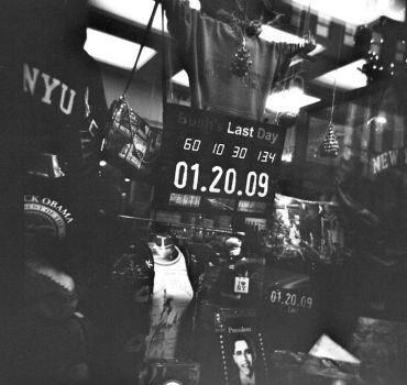 nyc holga 2 by malomorgen