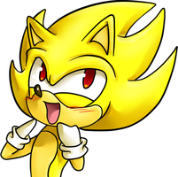 Pervy Super Sonic by paurachan