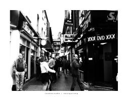 London Soho by nasigoreng