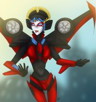 TF - Windblade by liliy