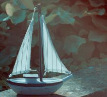 Day 171: Sail away with me by Kaz-D
