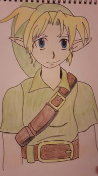 Young link by RJWoody