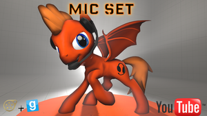 MicSet Is NOW in SFM and Gmod by Dragon-V0942