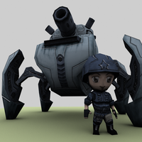 tank done by madd-sketch