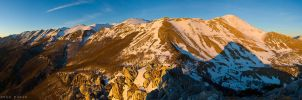 Peaks of Velebit... by ivancoric