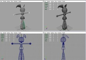 jenny 3d project 1 by 14-bis