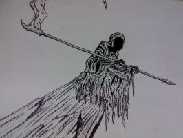 grim reaper by beanystergates