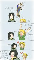 Soren hates his life by SparxPunx