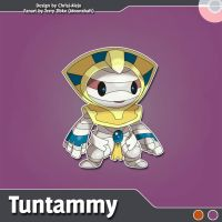 Tuntammy Fanart by TerryTibke