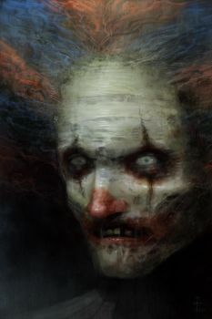 Zombo The Clown by mindsiphon