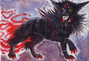 ACEO fury is a monster by mangakasan