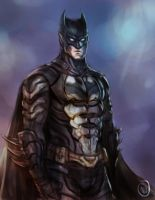 Nanananana BATMAN!!! by jaeon009