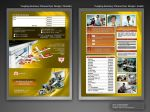Tungling Flyer Design Chinese by petercui