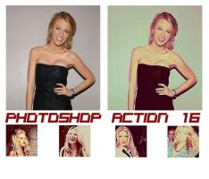 Photoshop Action 016 by ToxicActions