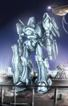 Armored Core by Hastezone
