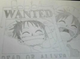 wanted by Anderuu