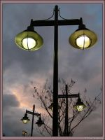 lampposts by yourmetaphor