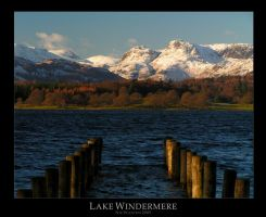 Lake Windermere. by Whippeh