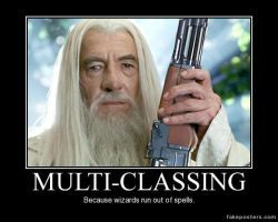 Multi-Classing by XxDBZCancucksFanxX