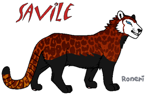 Young Savile by J-Dove