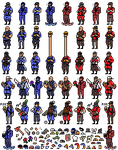 Tiny pixel fortress 2 by GasMaskMonster
