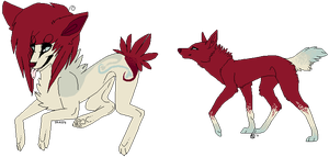 Color Scheme Adopts 1 by woodsybirds