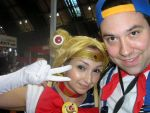 MCM July 2015- Sailor Moon meets Harvest Moon by Trurotaketwo