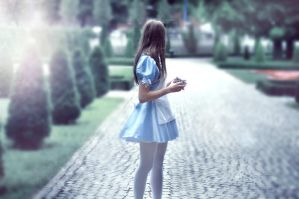 Alice by LoveInMist