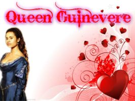 Queen Guinevere by GryffindorPrincess74