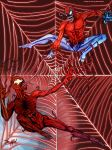 Carnage vs toxin by david-madrid-duarte