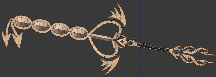 Draconic Keyblade by mscorp6