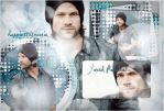 Jared Padalecki blend 03 by HappinessIsMusic