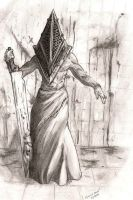 Pyramid Head by Doberlady