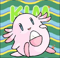 Chansey by drill-tail