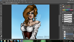 [WIP] Pirate by TigaLioness