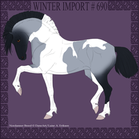 Winter Import #690 by DovieCaba