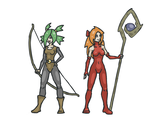 Epic Girls by CrazySemAn