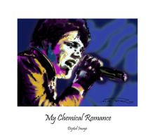 My Chemical Romance by montalvo-mike