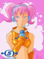 Space Channel 5 by JocelynAda