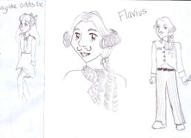HUNGER GAMES - FLAVIUS by TheNorthMint